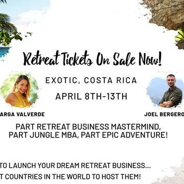 Launch Your Dream Retreat