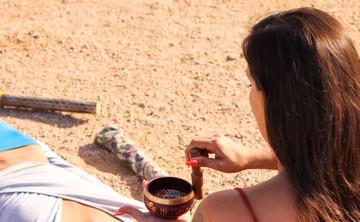 Reiki in the Desert