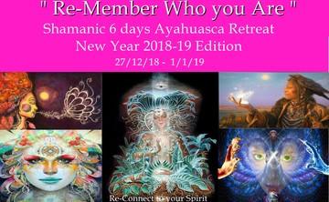 Ayahuasca Shamanic 6 days retreat - New year Edition (the Netherlands )