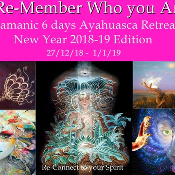 Ayahuasca Shamanic 6 days retreat - New year Edition (the Netherlands )