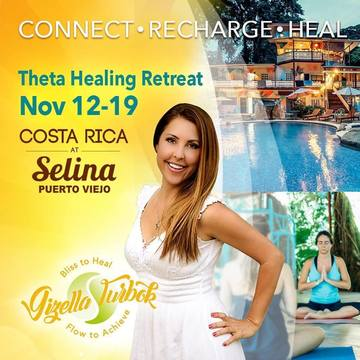 Theta Healing Retreat in Costa Rica