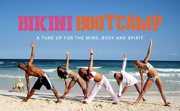 Bikini Bootcamp April 11 to 17th