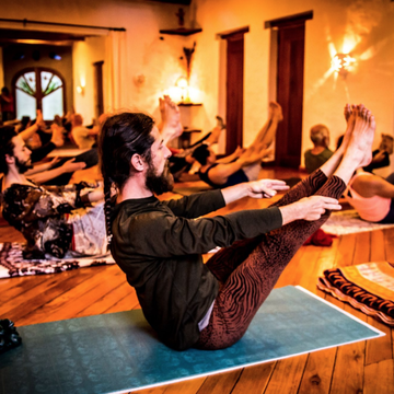 500hrs 63 Days Tantra Yoga/Shamanism Teacher Training Ecuador - Jan-March 2019