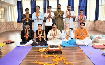 200 Hour Multi Style Yoga Teacher Training in Rishikesh, India