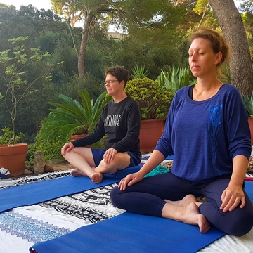 Escape without Running Away, Yoga and Counseling Retreat