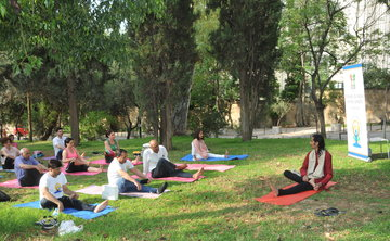 Yoga retreat Ragusa Sicily, Italy (ongoing)