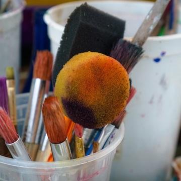 Awakening the Creative: The Painting Experience