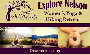 Explore Nelson: Women's Yoga & Hiking Wellness Retreat