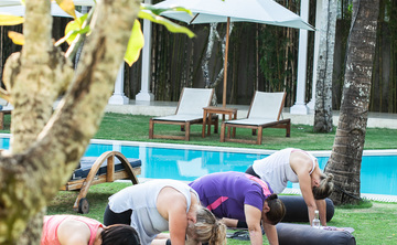 Wellness & Yoga retreat for women