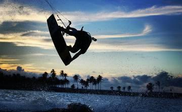Multiple Spot Kitesurf Lifestyle Workation Brazil