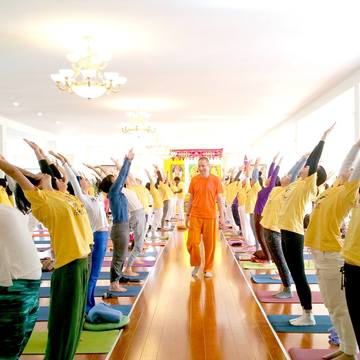 Yoga Teachers Training in Dalat, Vietnam