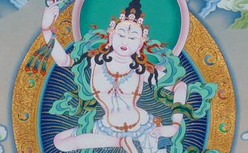 Journey into the Dakini Mandala: A Meditation and Writing Retreat