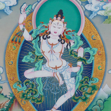 Journey into the Dakini Mandala: A Meditation and Writing Retreat