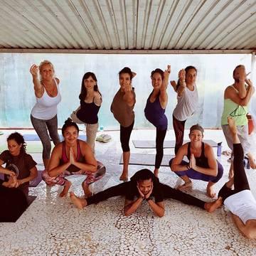 Vimoksha Yoga 200 & 300 hrs YTTC - ( Goa -INDIA) Yoga Alliance US/UK
