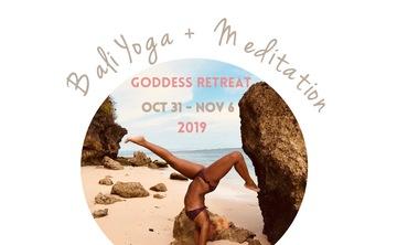 Bali Yoga + Meditation Goddess Retreat