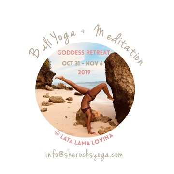 Bali Yoga + Meditation Goddess Retreat