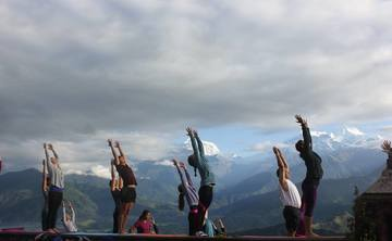 200 Hour Yoga Teacher Training in Nepal in March 2019