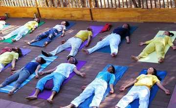 CCA Yoga Nidra Teacher Training