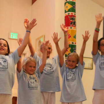 Childrens Yoga Camp