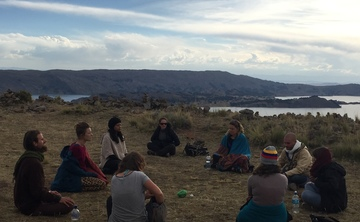 7 Day Divine Couple Retreat at lake Titicaca