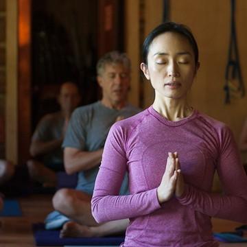 Transforming Consciousness: An Iyengar Yoga Intensive
