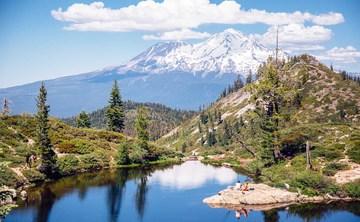 Mt Shasta Womens Weekend Retreat