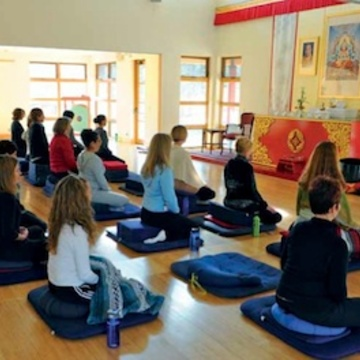 Shambhala Meditation Weekthun 2019