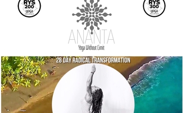 ANANTA Yoga: Teacher Training