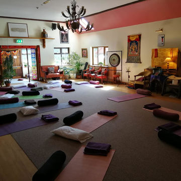 New Year Yoga & Meditation Retreat