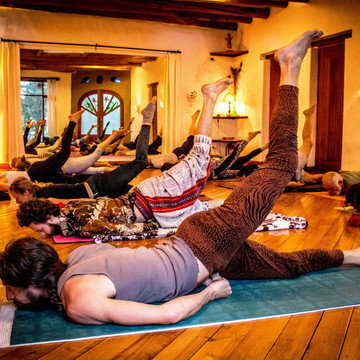 200hrs 28 Days Tantra Yoga/Shamanism Teacher Training Ecuador - June/July 2019