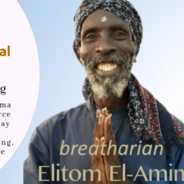 Cultivating Pranic Nourishment : A Special Healing Retreat