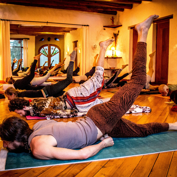 200hrs 22 Days Tantra Yoga/Shamanism Teacher Training Ecuador - September 2019