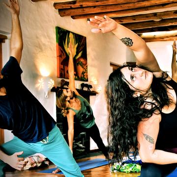 200hrs 22 Days Tantra Yoga/Shamanism Teacher Training Ecuador - September 2019