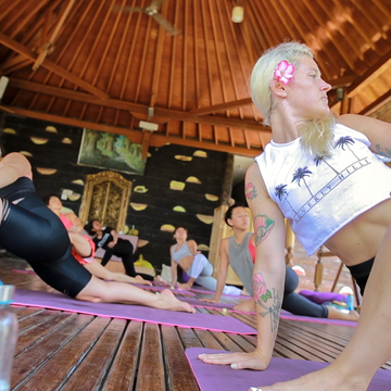 Yin Yoga World