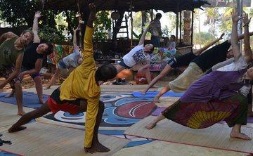 Yoga Teacher Training India Goa Rishikesh Dharamsala