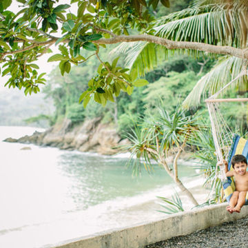 Beach yoga & meditation retreat on a private island Philippines
