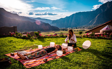 9 Day Rebirth Breathwork, Yoga & Plant Medicine Journey Peru