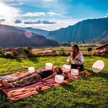 9 Day Rebirth Breathwork, Yoga & Plant Medicine Journey Peru