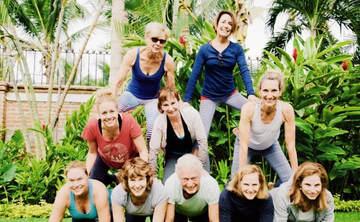 Yoga & Meditation Retreat in Chacala Mexico