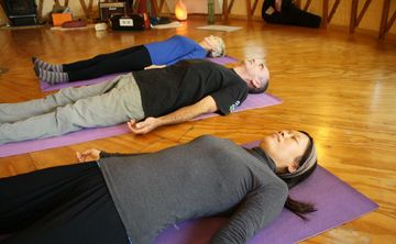 Yoga Nidra & Restorative Yoga Immersion Retreat - April 2019
