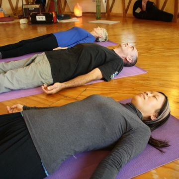 Yoga Nidra & Restorative Yoga Immersion Retreat - April 2019