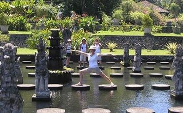 8 Days Yoga Retreat in Candidasa, Bali