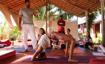 Ashtak Yoga School