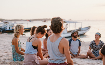 Stefan Camilleri Yoga Alignment Based 200hr Yoga Teacher Training