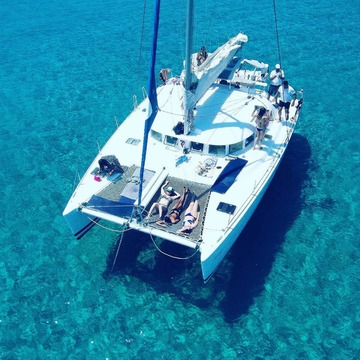 Sailing & Yoga retreat : Greece (May to Oct)