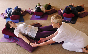 Relax and Rejuvenate with Restorative Yoga 2019