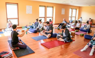 200 Hour Yoga Teacher Training Course in Rishikesh.