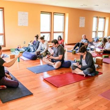 200 Hour Yoga Teacher Training Course in Rishikesh.