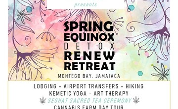 Spring Equinox Detox Renew Retreat Session 1