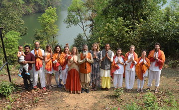 Tantra Yoga Teacher Training in Pokhara at Shivalaya Yoga Center